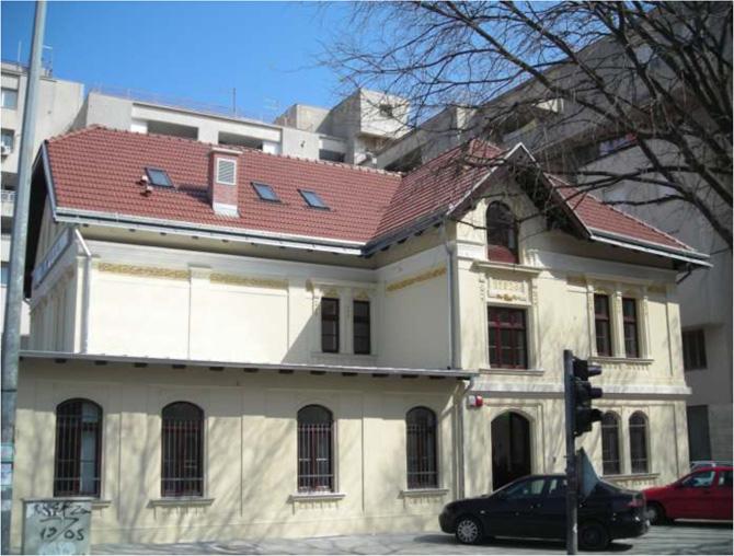 Drvena stolarija na poslovnom prostoru - Mostar