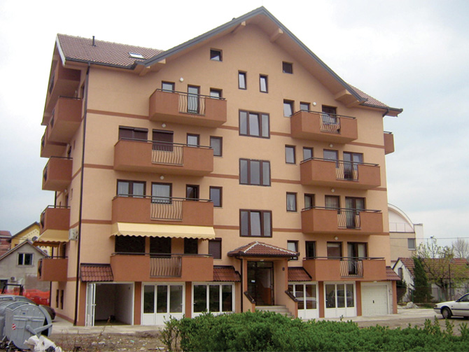 Kontinental stolarija, Obrenovac