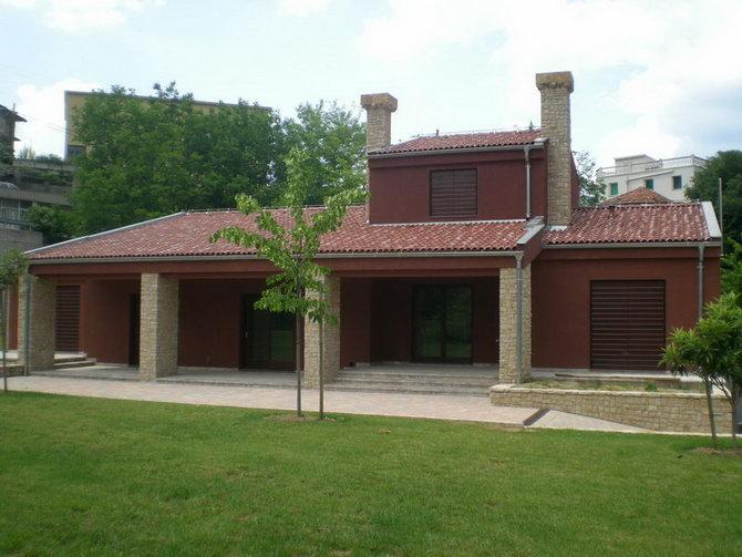 Drvena stolarija, stambena kuća u Mostaru