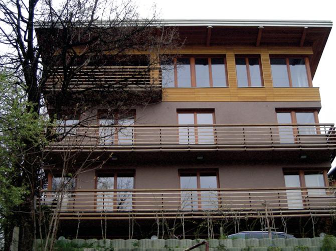 Stolarija Kontinental na objektu na Breci, Sarajevo