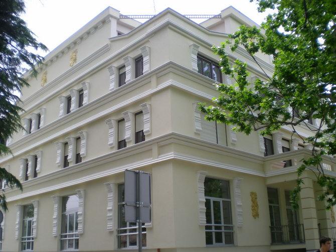 Drvena stolarija na stambeno poslovnom objektu u Mostaru