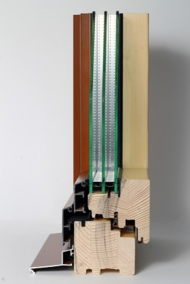 78x82 mm - CLASIC LINE s alu oblogom