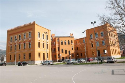 Stolarija Kontinental na Mostarskoj gimnaziji